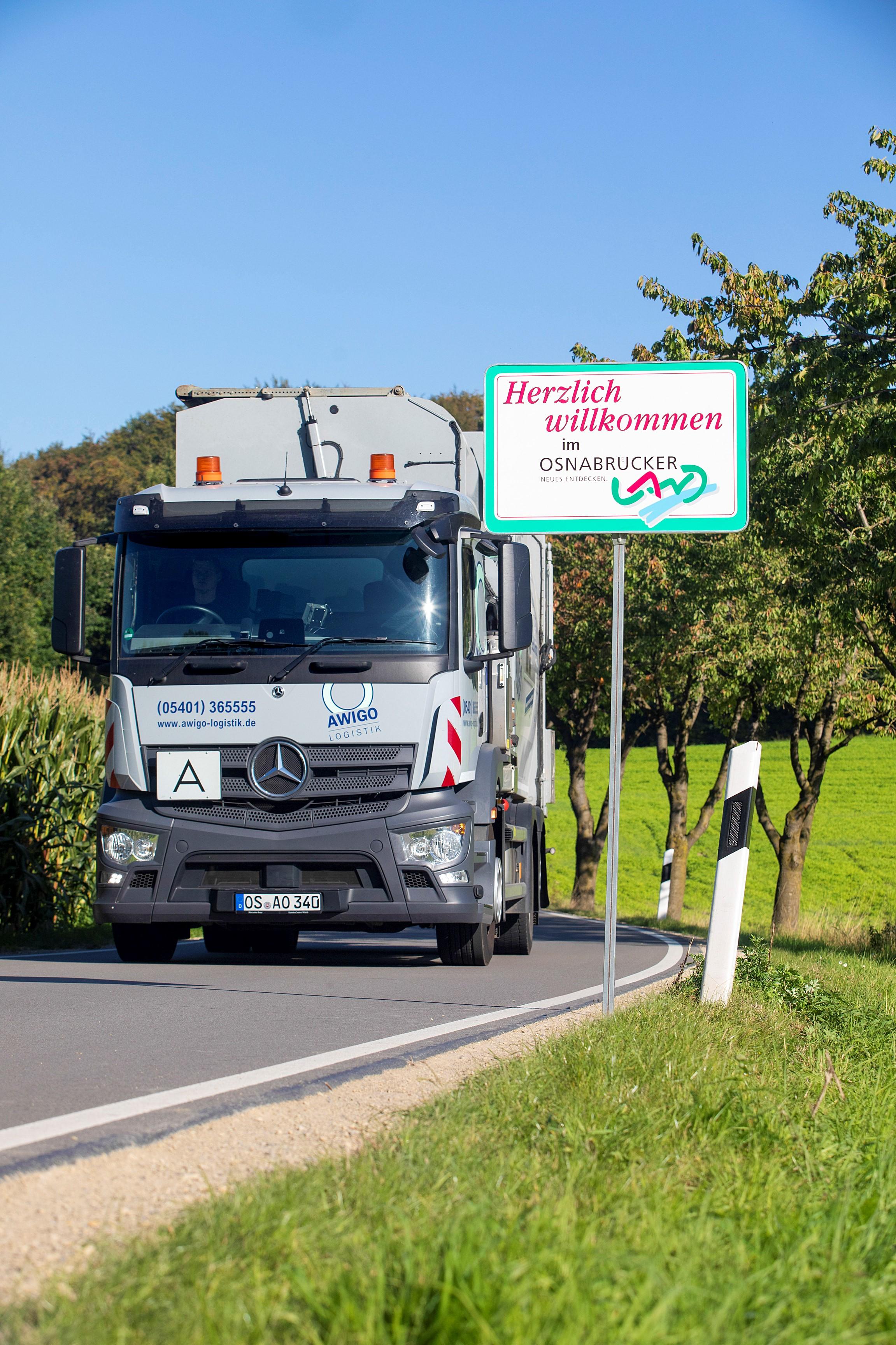 Die AWIGO-Gruppe ist nicht nur ein verlässlicher Entsorger, sondern auch eine Wirtschaftsgröße, von der die gesamte Region Osnabrück auf vielfache Weise profitiert.