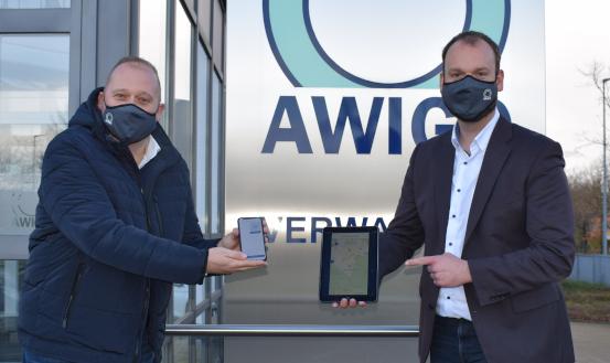 AWIGO-App optimiert und erweitert