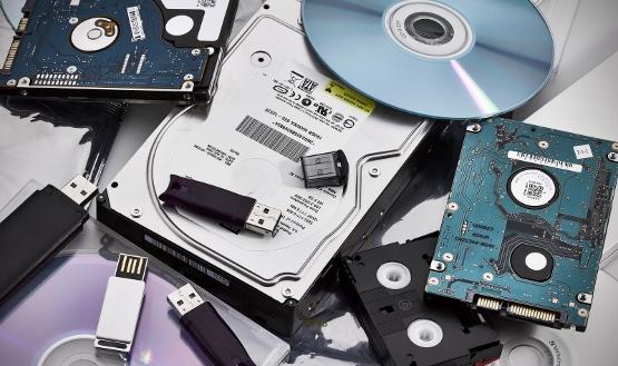 Datenträger sicher entsorgen in Ankum