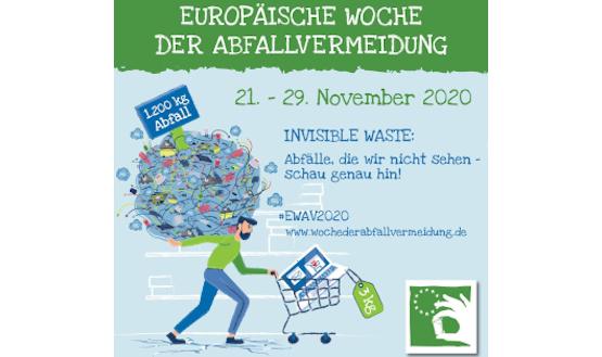EWAV 2020: AWIGO-Tipps zur Abfallvermeidung