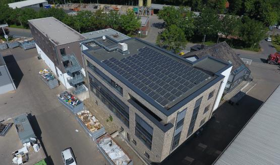160.000 kWh Solarstrom durch AWIGO-Standorte