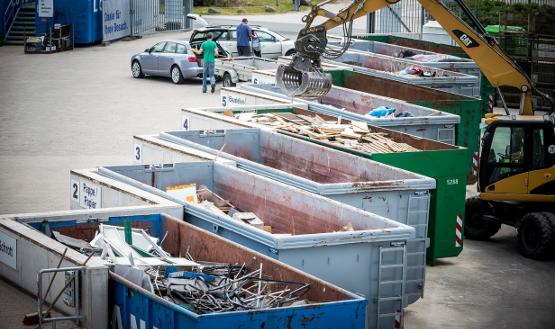 Corona: Recyclinghöfe öffnen ab 16. April wieder für Privatkunden