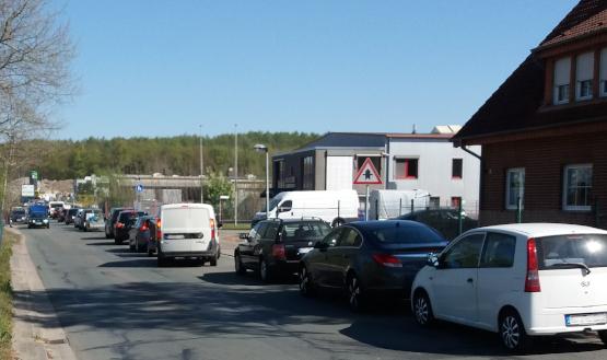 Corona: Rückstau an Recyclinghöfen - Bitte um Umsicht