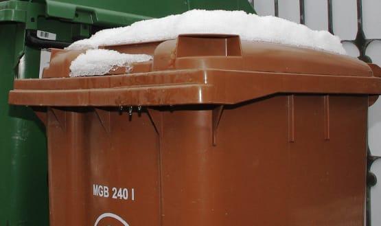 Nützliche Wintertipps für die Biotonne