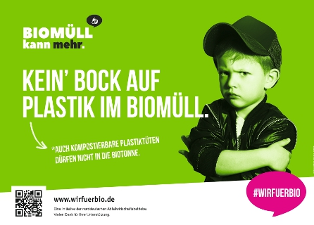 WIRFUERBIO! - Aufklärungskampagne