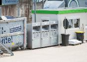 Corona: AWIGO-Altkleidercontainer vorübergehend verschlossen