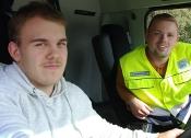 Berufskraftfahrer/Berufskraftfahrerin (m/w/d)