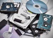 Datenträger sicher entsorgen in Ostercappeln