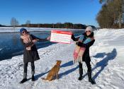 Ideenwettbewerb Invisible Waste: Dreifache Freude über je 200 Euro