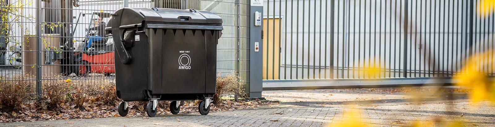 Müllgroßbehälter